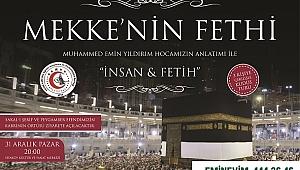 Fetih1453 Derneği ve EminTravel, Mekke'nin Fethi programında buluşalım
