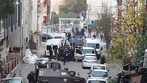 Mahmutbey'de Korkutan Bomba Paniği
