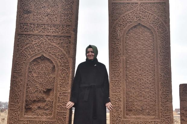 Bakan Sayan Bitlis'e Hayran Kaldı