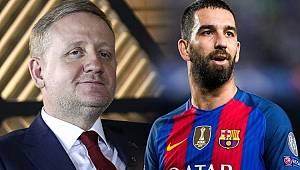 Başakşehir Kulübü Başkanı Göksel Gümüşdağ'dan Arda Turan transferiyle ilgili açıklama