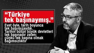 Türkiye niye büyük devlettir