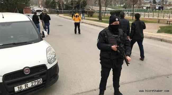 Bursa'da Çevik Kuvvet yakınlarında patlama: Bir polis yaralı
