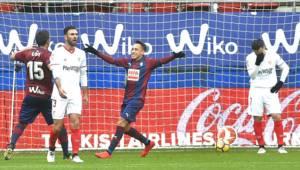 Eibar, Sevilla'yı 5-1 Yendi