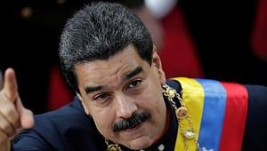 Maduro'ya Türkiye'den sürpriz destek!