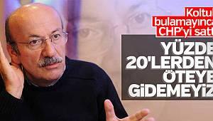 Mehmet Bekaroğlu,CHP'den ümidini kesti