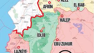 Suriye'deki kirli işbirliği deşifre oldu!