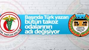 Türkiye Düşmanlığı Yapan Odalara isım Ayarı Verilecek