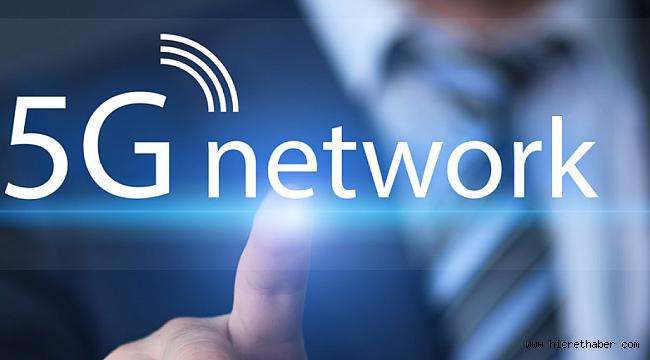 Yeni nesil mobil internet bağlantısı 5G..
