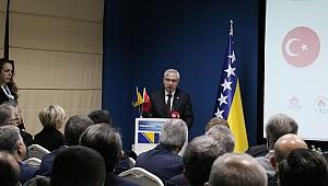 26'ıncı Yıl Bosna Hersek Bağımsızlık Günü Resepsiyonu