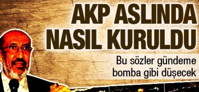 AK Parti Aslında NASIL kuruldu.?