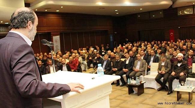 Fetih1453 Derneği Muhsin Yazıcoğlu Ve Afrin Şehitleri İçin Kuran Ziyafeti düzenledi