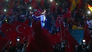 Akşener Yeniden Genel Başkan seçildi...