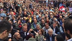 Chp Taksim'de Ohal Kalksın Açıklaması Yaptı