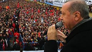 Cumhurbaşkanı Erdoğan: Afrin'e Fırtına Gibi Girdik...
