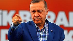 Cumhurbaşkanı Erdoğan,tribünlerinin boş olmasına tepki gösterdi