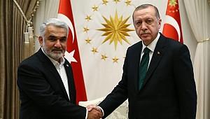 Cumhurbaşkanı, Yapıcıoğlu Görüşmesi Oldu