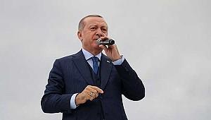Erdoğan'dan Siirt'lilere Müjde