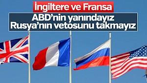 Fransa Suriye'ye Saldırıya Sıcak Bakıyor