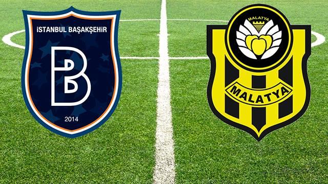 İlk 11'de Başakşehir Malatyaspor Karşılaşacak