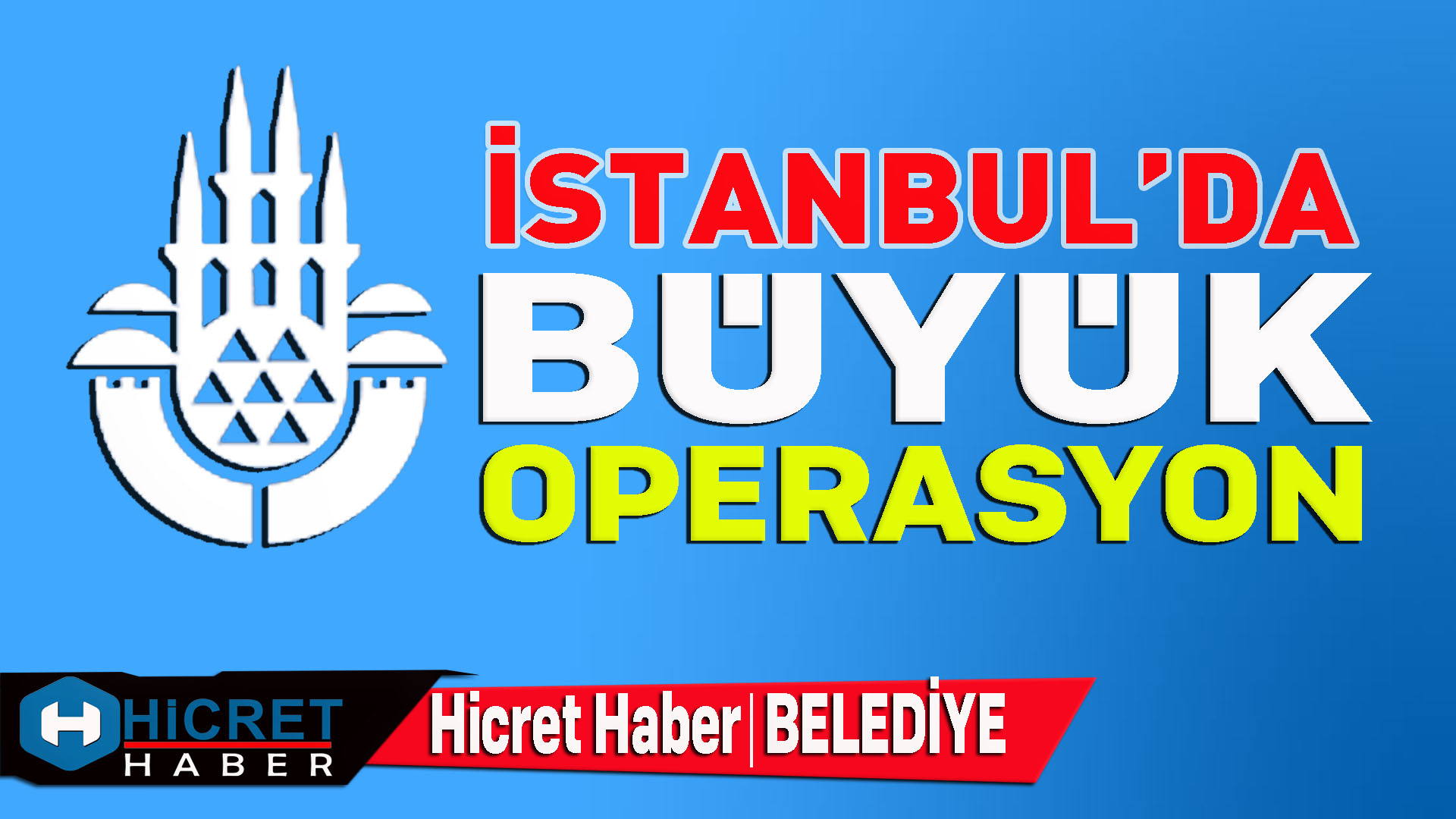 İstanbul'da Dev Deprem