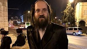 Ortadoks Yahudiler İsraile Karşı Çıktı