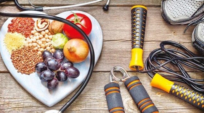 Spor yapıyorsanız dengeli beslenmek şart