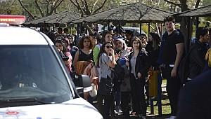 Üniversitesitede silahlı saldırı: 4 ölü
