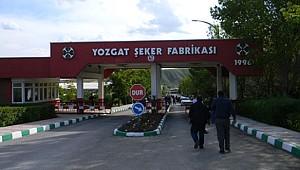 Yozgat Şeker Fabrikası'da Satıldı