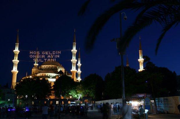2018 Ramazan İftar Vakitleri