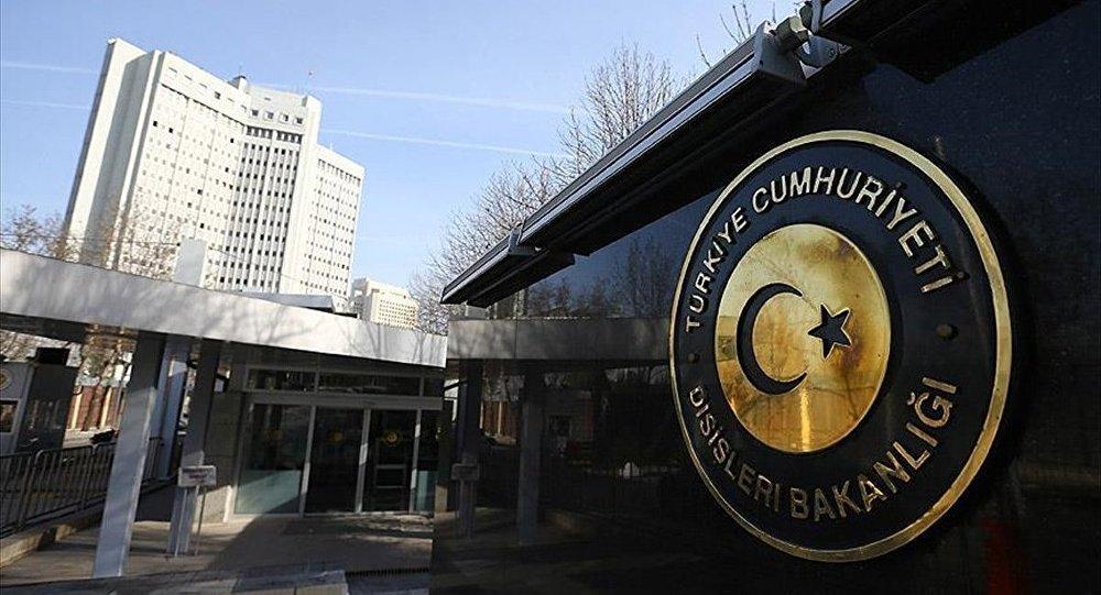 Türk Büyükelçiler Geri Çağrıldı