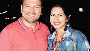 Ali Sunal ile Nazlı Kurbanzade soluğu Bodrum'da aldı