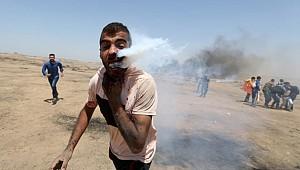 İsrail Terörü Yine Azdı