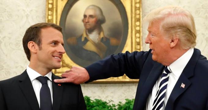 Macron: Öfke Krizleri ile Anlaşma Dikte Edilemez