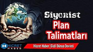 Siyonistler'in Gizli Planları