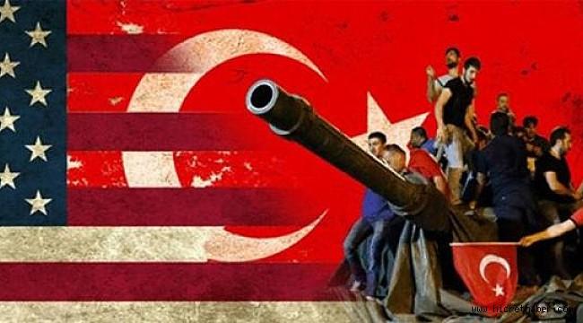 ABD ile Türkiye savaşı 2013 yılında başladı