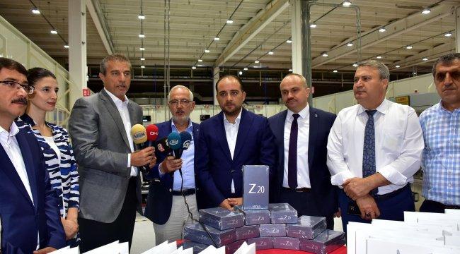 AK Parti Manisa milletvekilleri Vestel Venüs kullanma kararı aldı