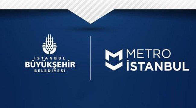 Metro İstanbul'dan logo açıklaması: Haberler asılsız