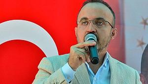 Turan: Bunlar o papazı değil Erdoğan'ı istiyorlar