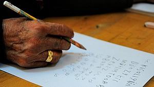 Dünyada 750 milyon kişinin okuma yazması yok
