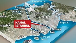 Kanal İstanbul'un Hakkında ŞOK İddia