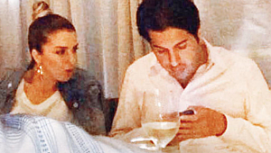 Reza Zarrab aylar sonra Suşi yerken görüntülendi