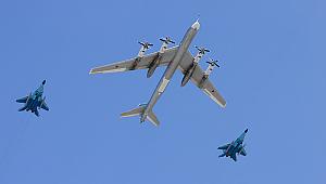 Rus uçaklarına ABD'den önleme
