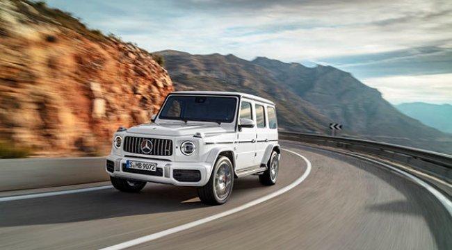 Mercedes-Benz G-Serisi Türkiye'de