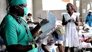 Nijerya'daki kolera salgınında hayatını kaybedenlerin sayısı 68'e yükseldi