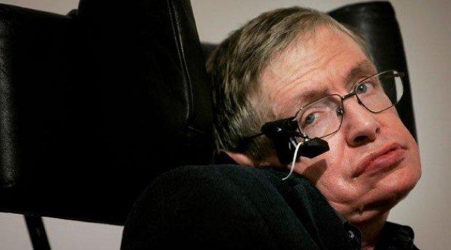 Stephen Hawking'in son makalesi yayımlandı