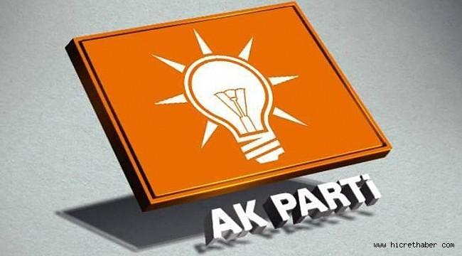 AK Parti'den ADAY sürprizi