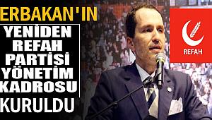 """Fatih Erbakan ve """"Yeniden Refah Partisi"""" kurucuları kimler"""