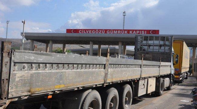 Suriye'ye ihracat giderek artıyor