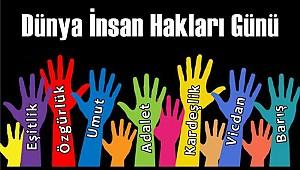 İnsan Hakları mı Dediniz?