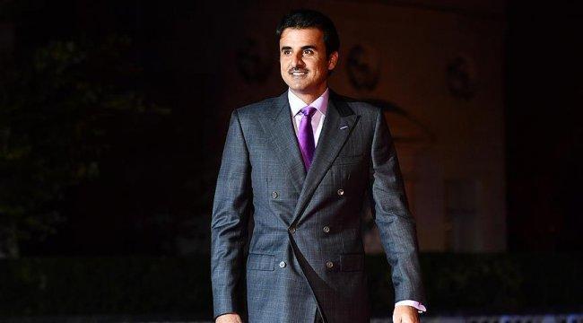 Katar Emiri Al Sani Körfez Zirvesi'ne katılmayacak